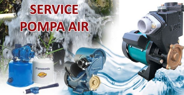 Service Pompa Air