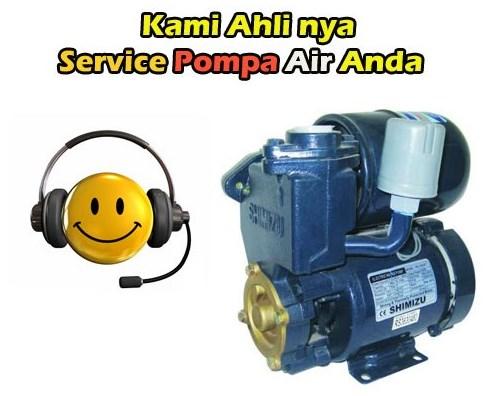 Tukang Pompa Air